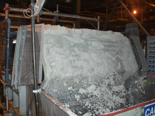 sand processing filters